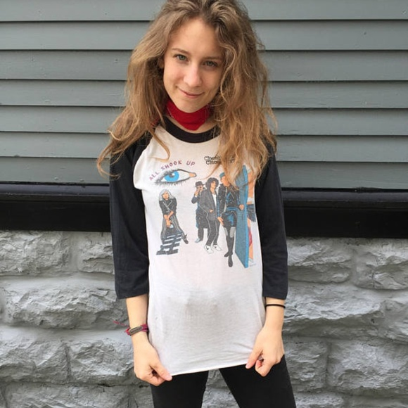 Vintage 80's Cheap Trick Band Tee